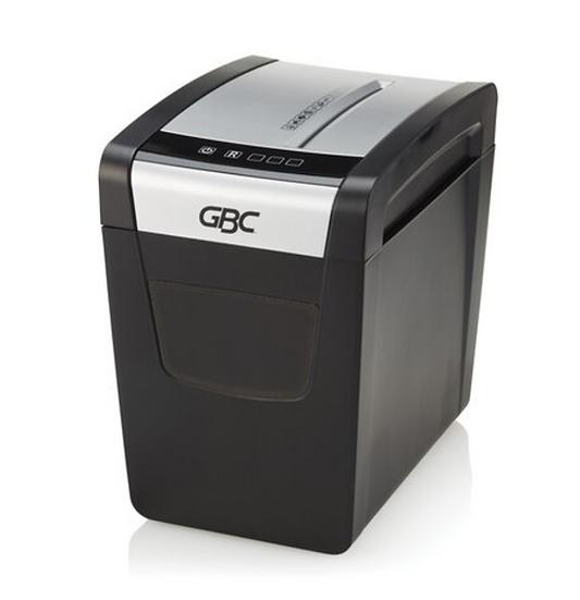 GBC Home Office Super Cross Cut Home Office Shredmaster Shredder