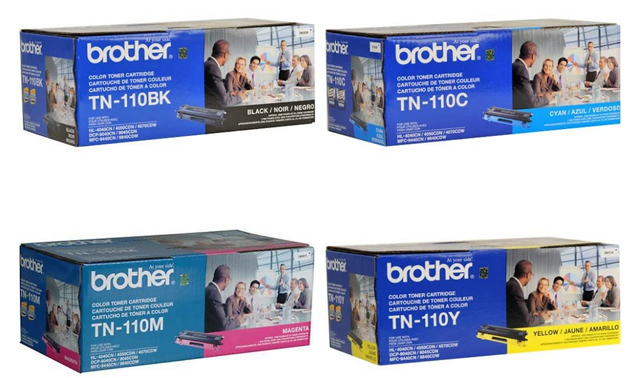 Brother TN-110 Toner Series
