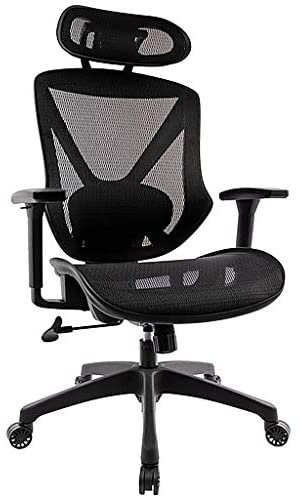 Union & Scale FlexFit Dexley Mesh Task Chair - Black