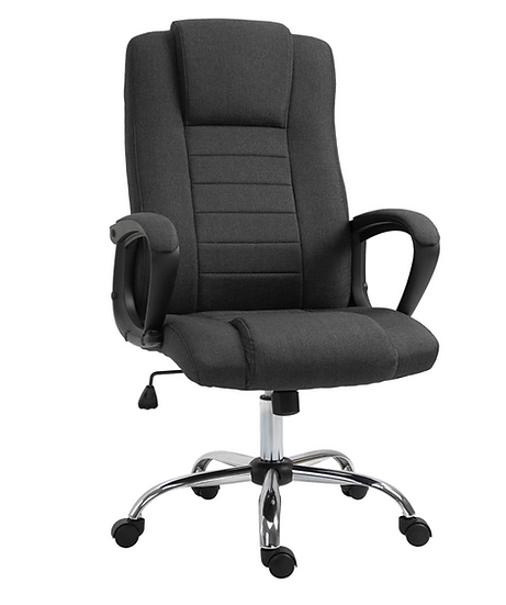 Vinsetto High Back Executive Office Chair with Adjustable Height
