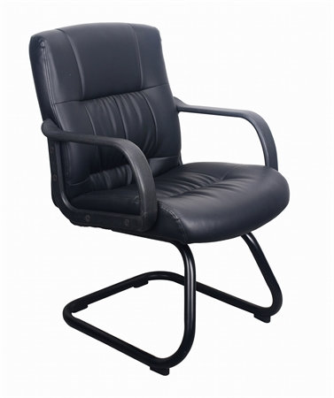 Milano Leather Guest/Visitor Chair