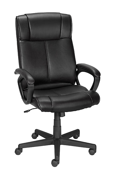 Turcotte Luxura Faux Leather Computer and Desk Chair