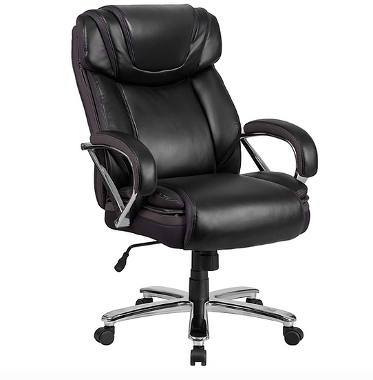 Hercules Big and Tall LeatherSoft Executive Swivel Office Chair