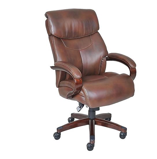 La-Z-Boy Bradley Bonded Leather Executive Chair