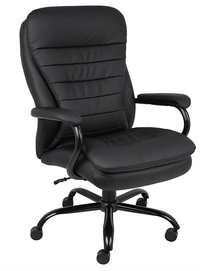 BOSS Big and Tall Double Plush Executive Chair