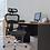 Thumbnail: Rimiking Mesh Ergonomic High Back Mesh Chair with 3D Adjustable Arms (Black)
