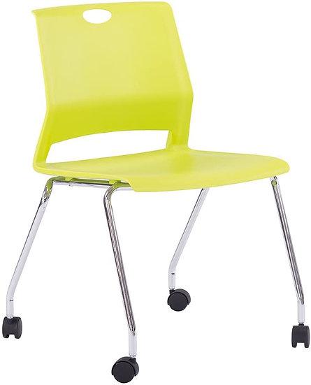 Sidlani Guest Chair (Lime Green)