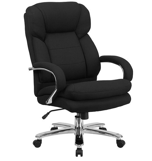 Hercules Black Executive Swivel Big & Tall Chair