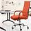 Thumbnail: Renda Mid Back Chair - Orange
