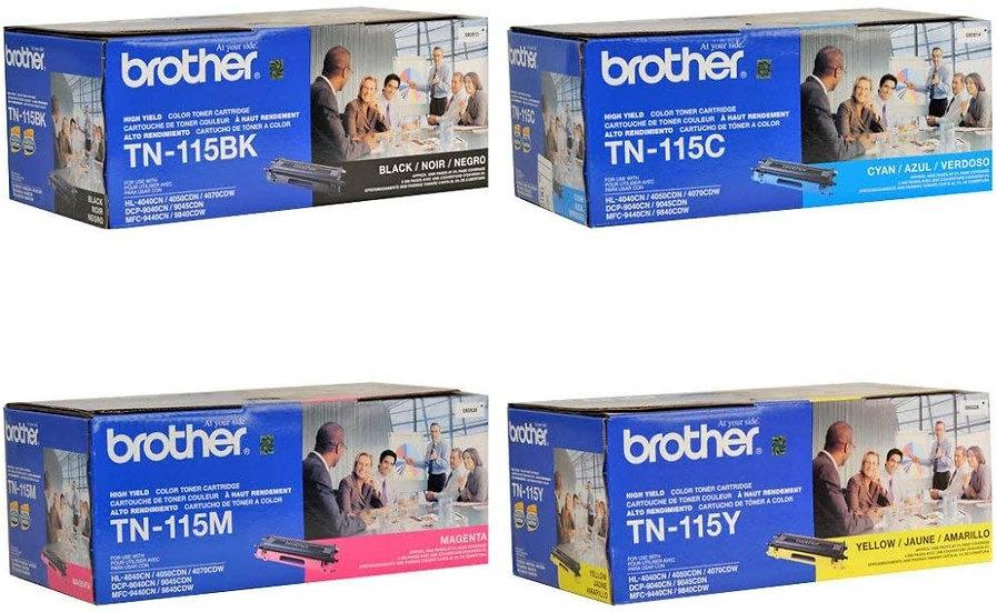 Brother TN-115 Toner Series