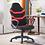 Thumbnail: Raamzo Executive Racing Style High Back Gaming/Office Chair (Black & Red)