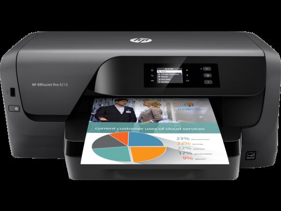 HP Office Pro 8210 Inkjet Printer