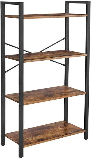 VASAGLE  4-Tier Bookcase