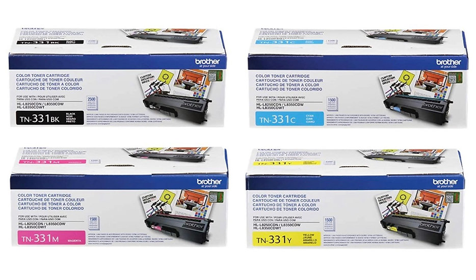 Brother TN-331 Toner Series
