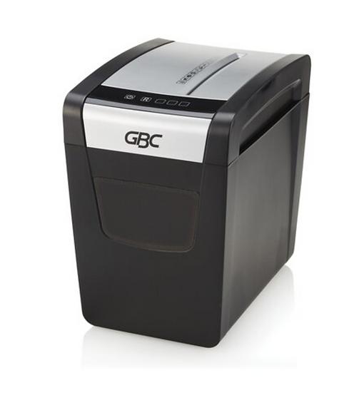 GBC ShredMaster Home Office Cross-Cut 12 Sheet Shredder