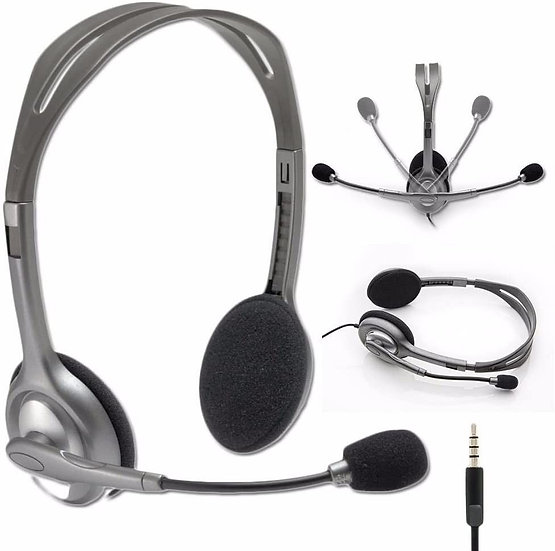 Logitech Stereo Headset H110/H111