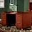 Thumbnail: Bush Furniture Somerset Office Desk (Hanson Cherry)