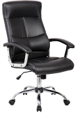 SIT HighBack Executive Leather Chair M500