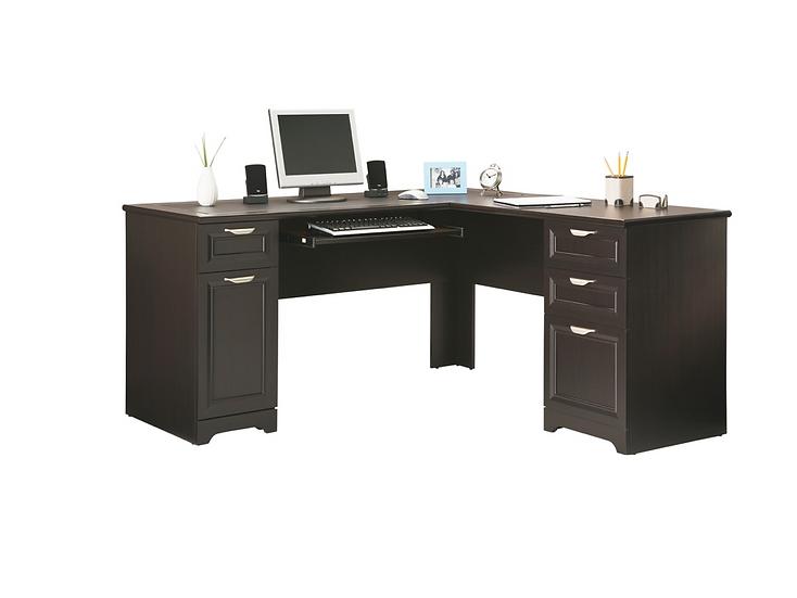 "Realspace® Magellan 59""W L-Shaped Desk"
