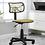 """Thumbnail: Urban Shop Swivel Mesh Office Chair (""""love"""" Green Print)"""
