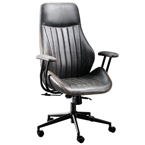 Albaugh Executive Leather Chair