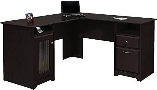 Cabot L-Shaped Computer Desk