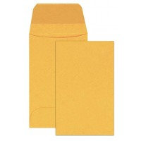 "3-1/2"" x 4-7/8"" Pay Envelopes (Pack of 25)"