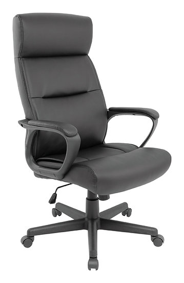 Rutherford Luxura Manager Chair (Black)