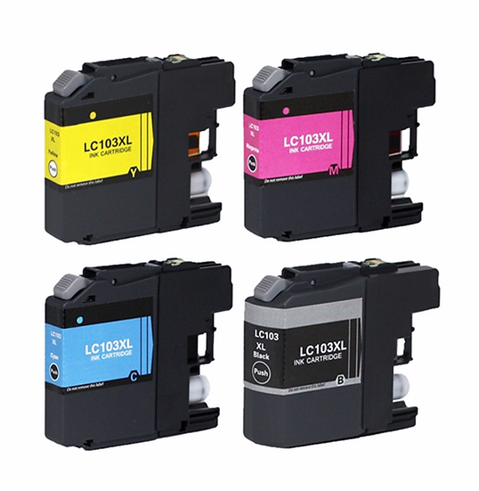 Brother LC103 Ink Cartridges