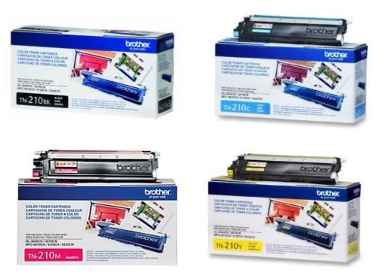 Brother TN-210 Toner Series