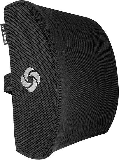 SAMSONITE, Ergonomic Lumbar Support Pillow for Chair