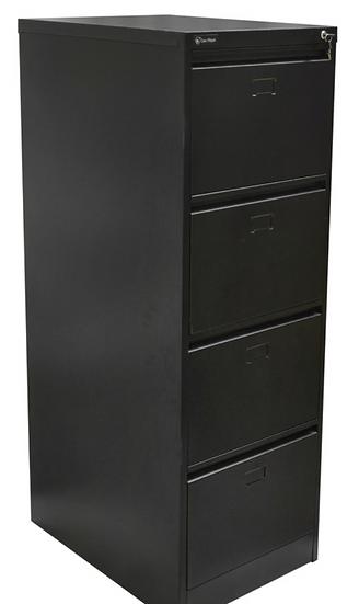 Danmayer 4 Drawer Vertical Cabinet