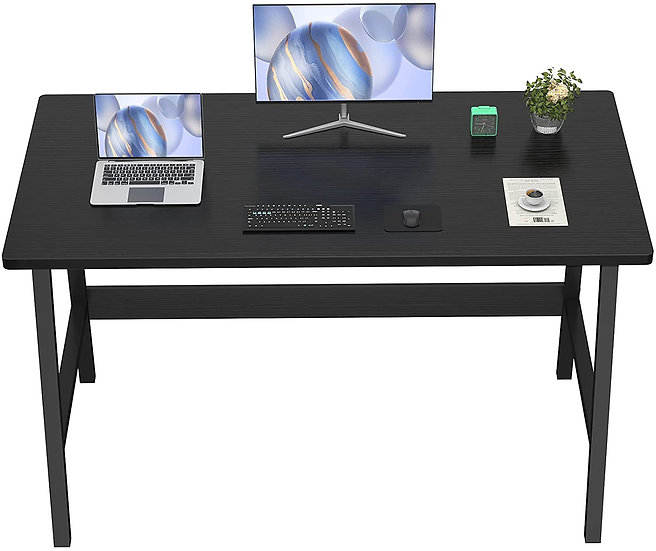 Homfio  Modern Sturdy Computer  Writing Desk 39''