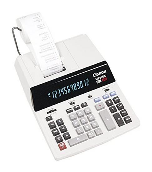 Canon MP21DX Business Calculator