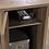 "Thumbnail: Sauder Barrister Lane 69""W L-Shaped Desk"