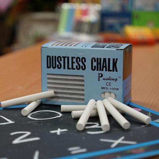 Dustless White Chalk