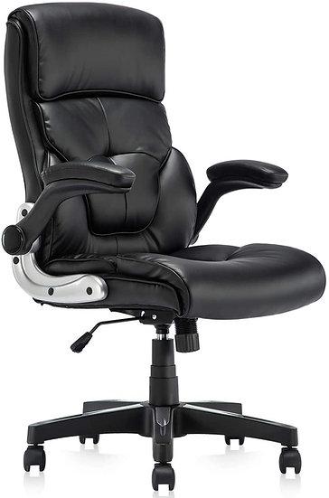 B2C2B  Ergonomic Executive High Back  Office Chair -Black