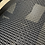 Thumbnail: Hyken Technical Flex Fit Mesh Task Chair (Charcoal Grey)