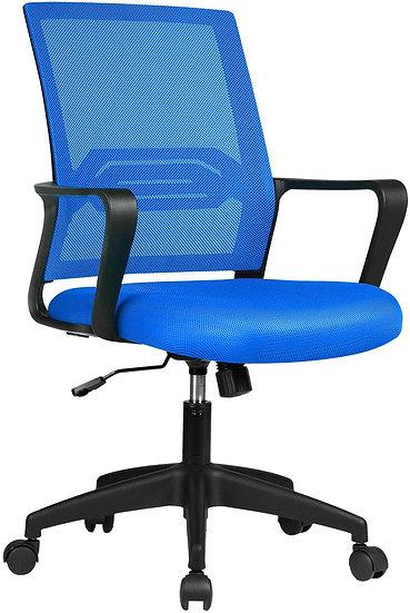 ComHoma Ergonomic Mesh Chair (Blue)