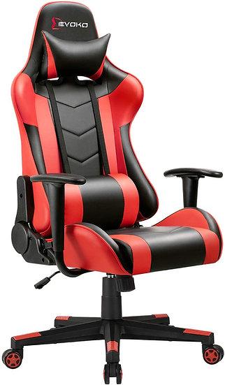 Devoko Ergonomic Gaming Chair -red