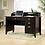 "Thumbnail: Sauder Shoal Creek 54""W Home Writing Desk (Jamocha Wood Finish)"