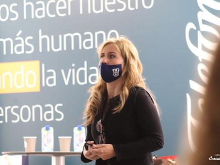 """1º formación: """"Introducción a la consultoría"""" con Beatriz Vila Ramos"""