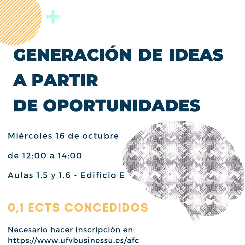 Taller #2 - Generación de Ideas a partir de Oportunidades