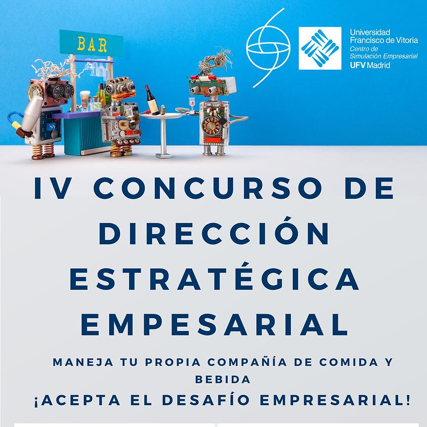 IV Concurso de Dirección Estratégica Empresarial