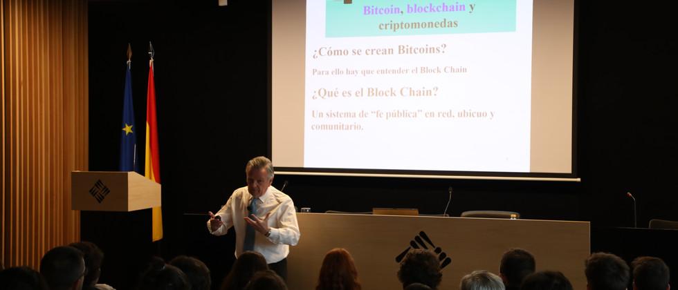Conferencia BITCOIN