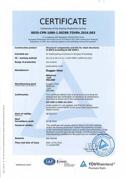 FPC Cert-1