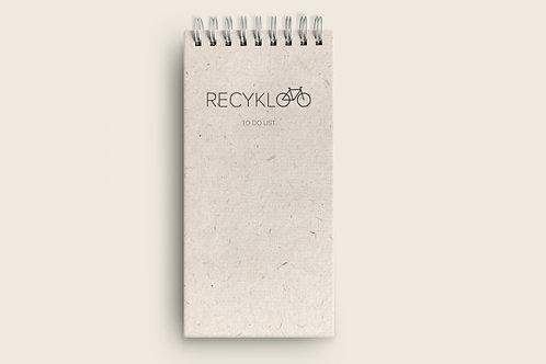 Recyklo - to do list
