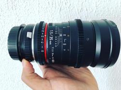 Cinema Lens 01