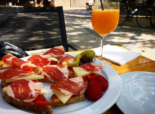 Best Pa amb oli in Mallorca - when cycling