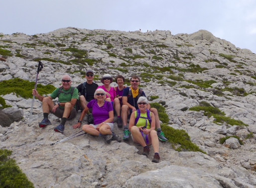 Our Guests Stories... Hiking Massanella Mallorca